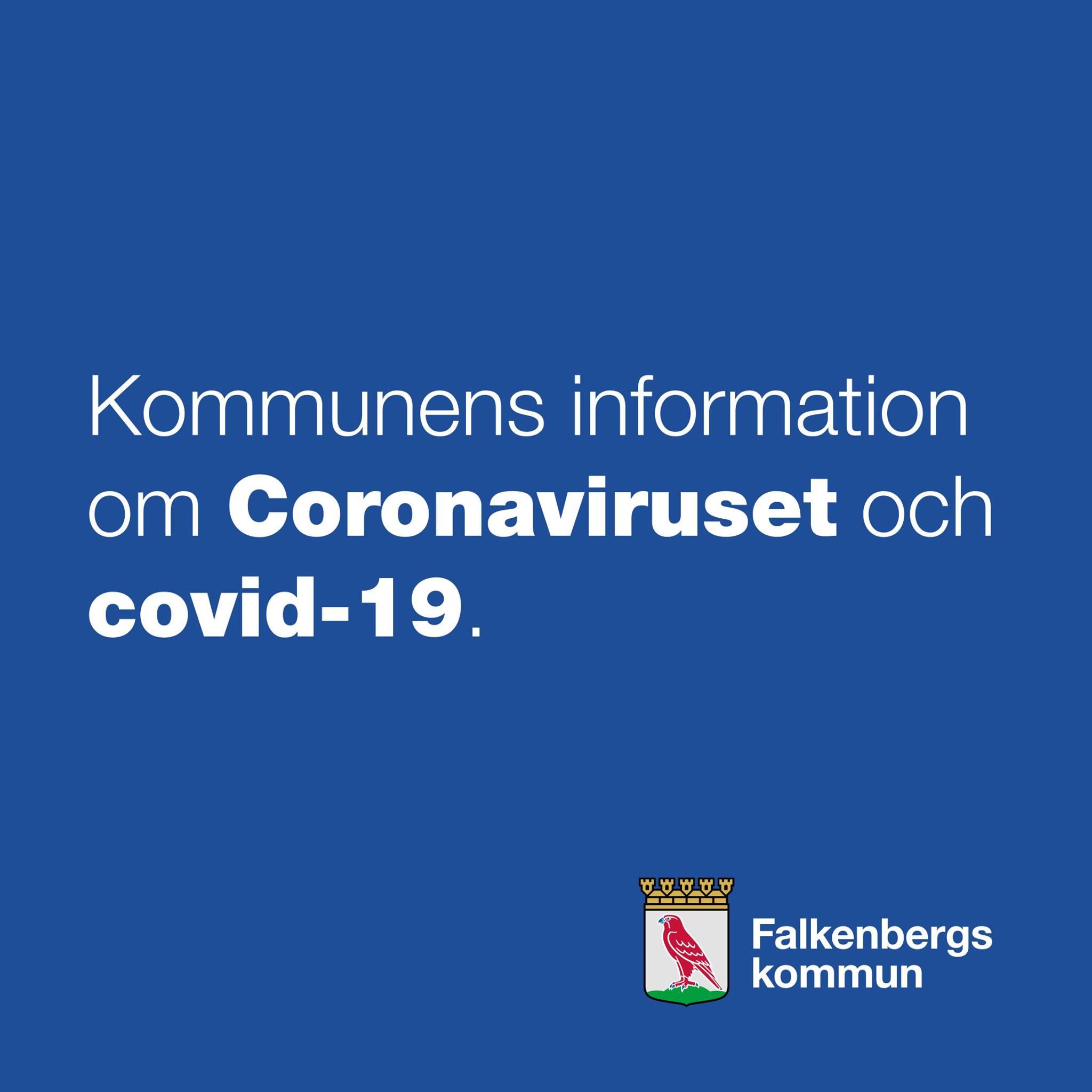 COVID-19 - Information till dig som är företagare