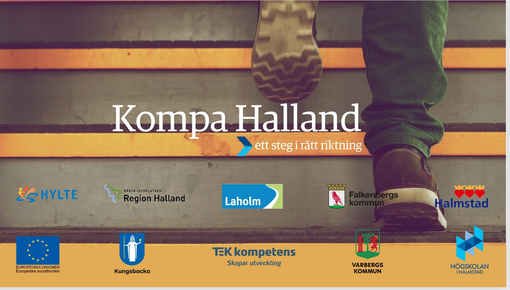 KOMPA HALLAND - Gå stärkt ut coronakrisen